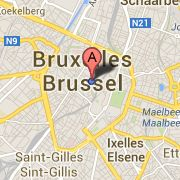Directions to Salsa Brussels